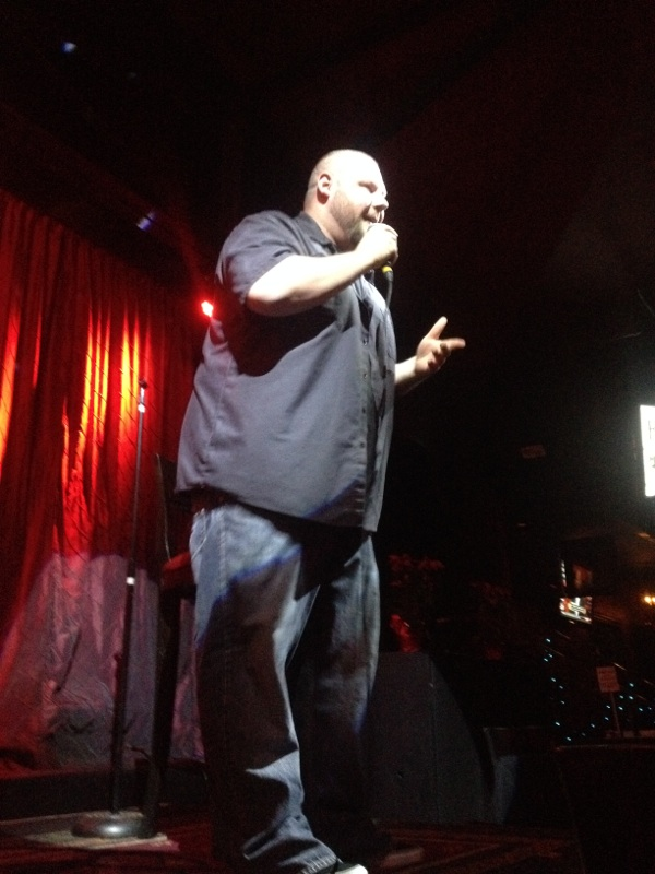 Stand-Up @ Gaslamp